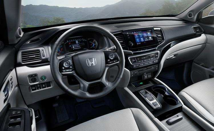 59 All New Honda Pilot Changes For 2019 New Release Redesign with Honda Pilot Changes For 2019 New Release