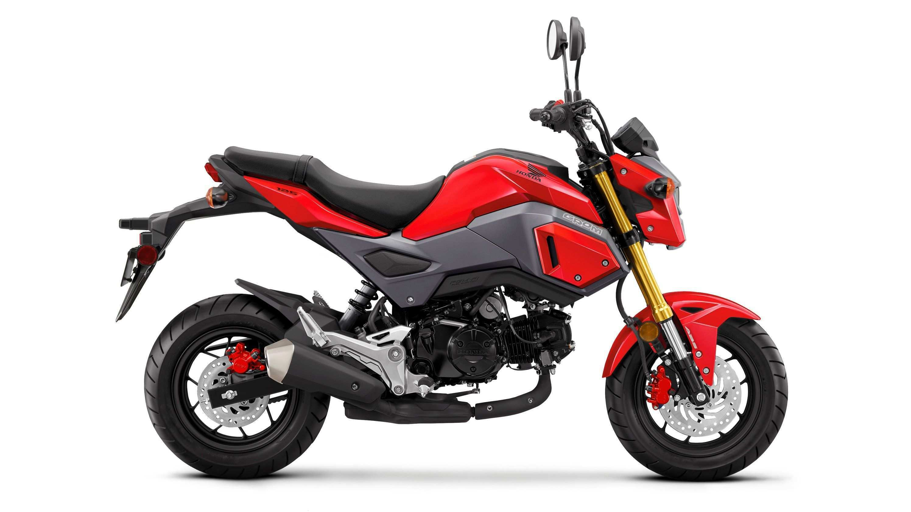 59 All New The 2019 Honda Grom Top Speed Spy Shoot History by The 2019 Honda Grom Top Speed Spy Shoot