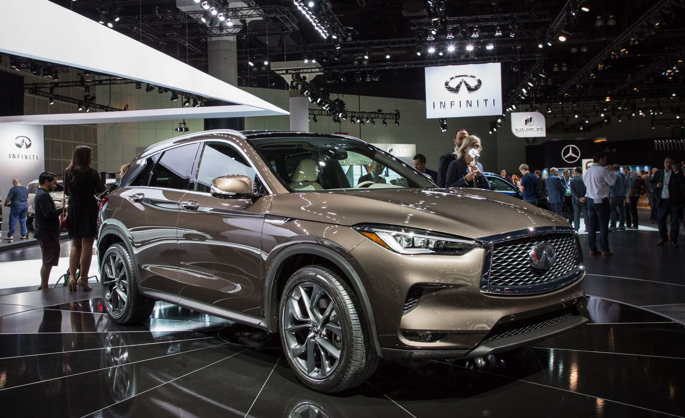 59 All New The Infiniti Qx50 2019 Black First Drive Review with The Infiniti Qx50 2019 Black First Drive
