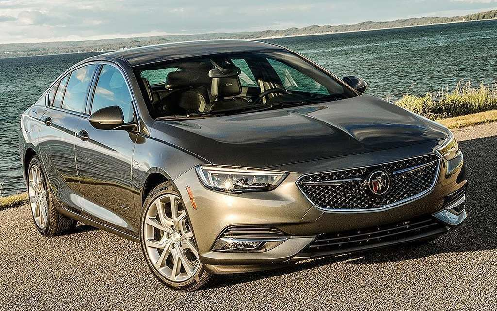 59 Best Review 2019 Buick Regal Avenir First Drive Review by 2019 Buick Regal Avenir First Drive