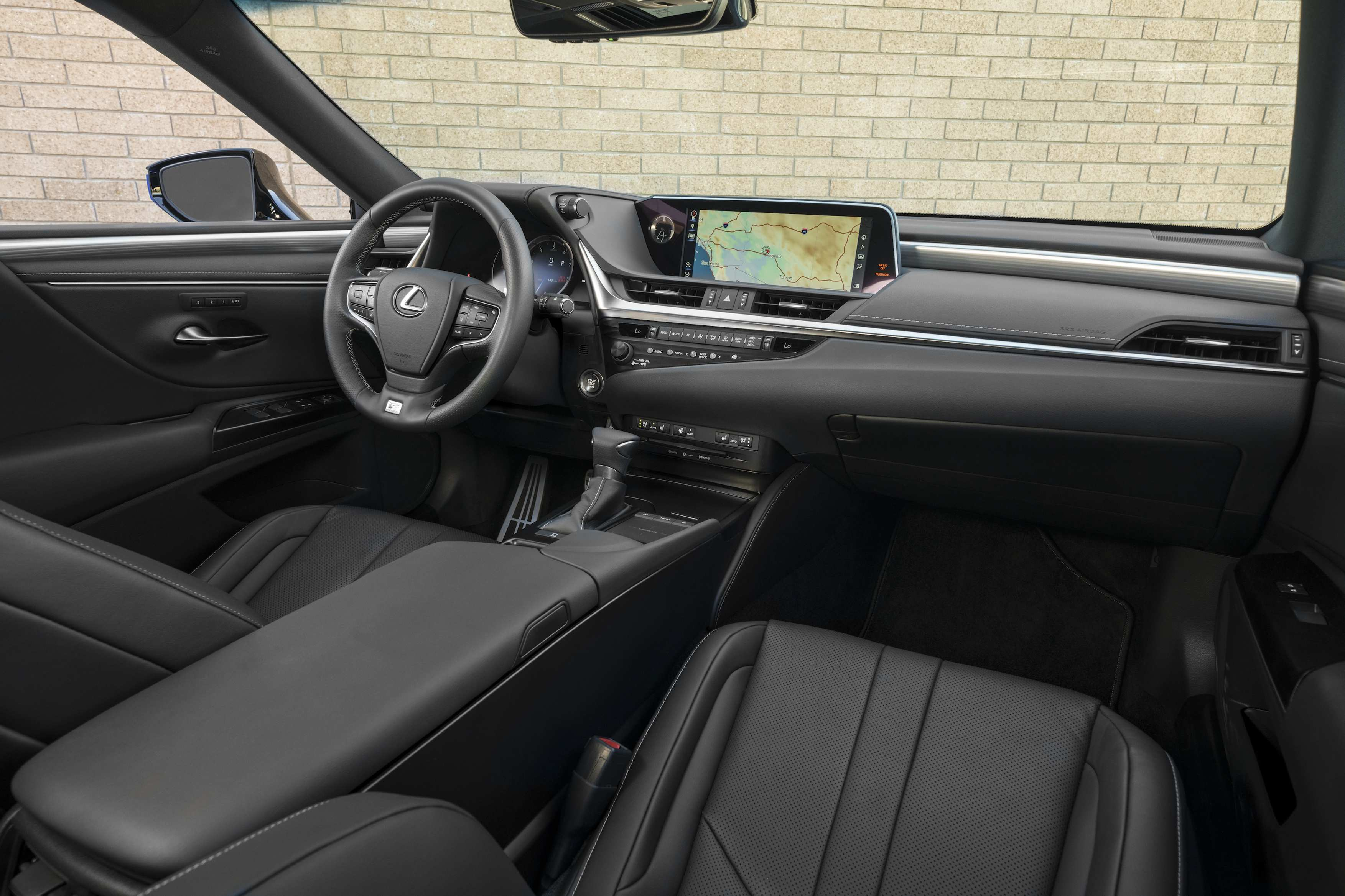 59 Best Review 2019 Lexus Es 350 Interior New Review with 2019 Lexus Es 350 Interior