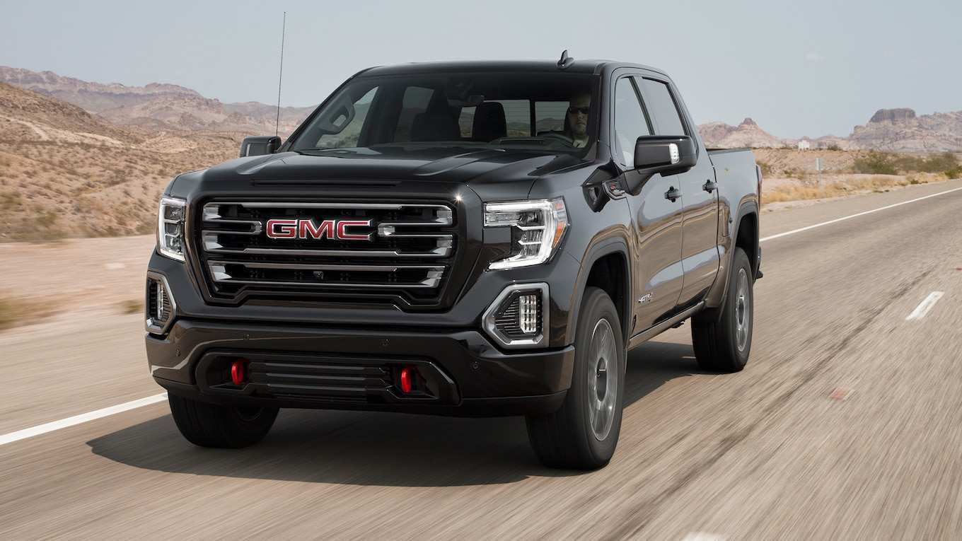 59 Best Review New 2019 Gmc Sierra Vs Silverado Review Specs And Release Date Reviews with New 2019 Gmc Sierra Vs Silverado Review Specs And Release Date