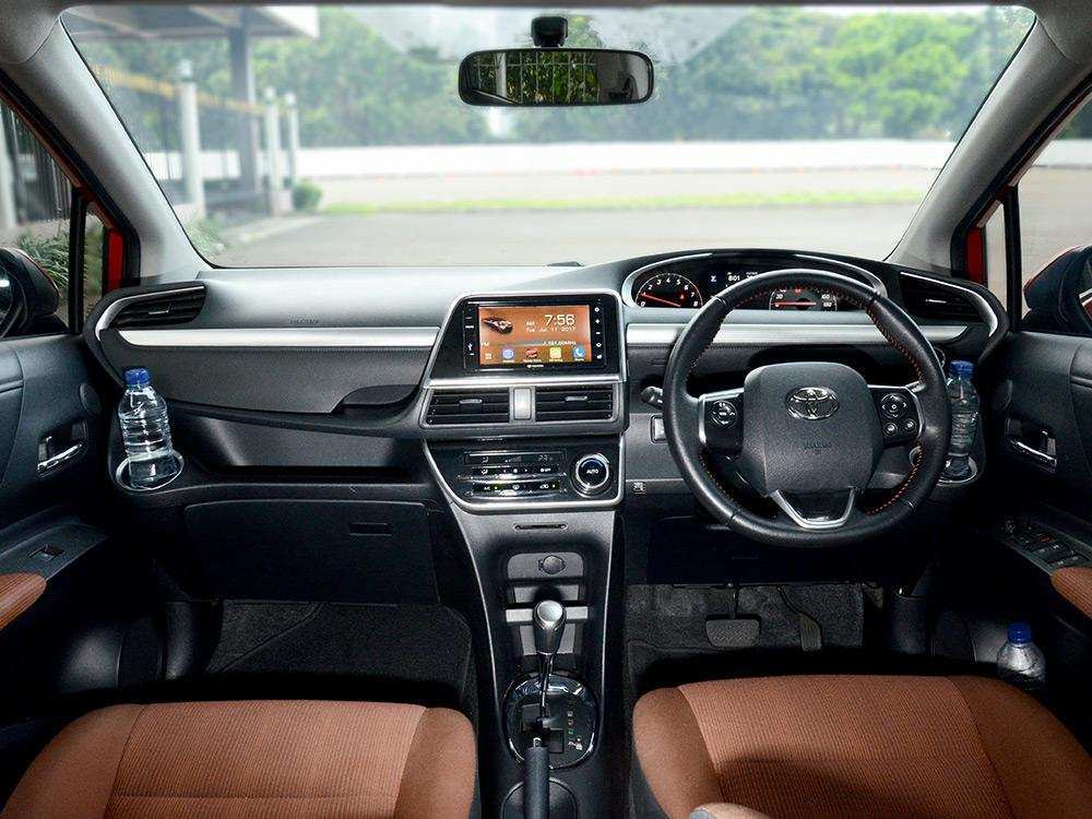 59 Best Review Sienta Toyota 2019 New Interior Interior with Sienta Toyota 2019 New Interior