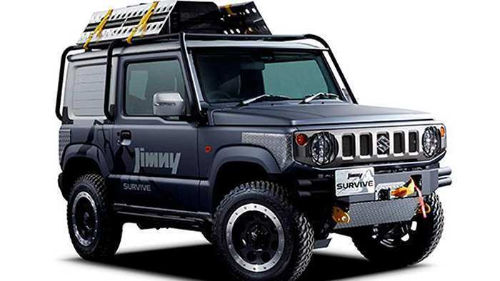 59 Concept of Jimny 2019 Mercedes New Concept First Drive for Jimny 2019 Mercedes New Concept