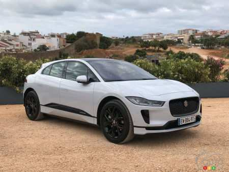 59 Gallery of 2019 Jaguar I Pace Review Pricing with 2019 Jaguar I Pace Review