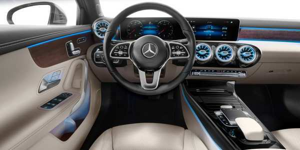 59 Gallery of Mercedes Interior 2019 Style for Mercedes Interior 2019