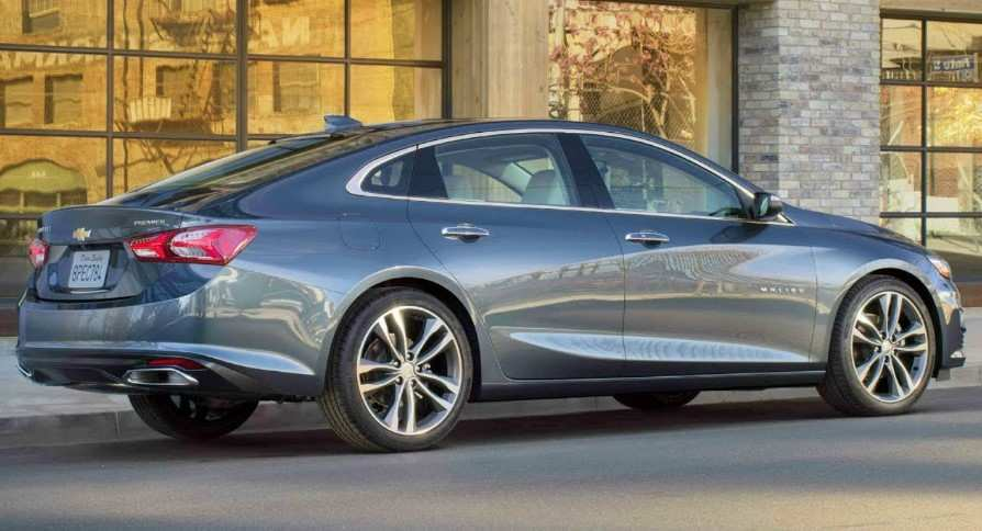 59 Gallery of The Chevrolet Malibu 2019 Price Rumors Redesign and Concept with The Chevrolet Malibu 2019 Price Rumors