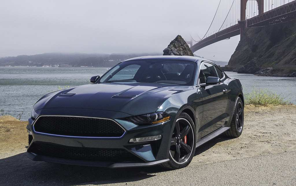 59 Gallery of The Ford Bullitt 2019 For Sale First Drive Price Performance And Review Ratings by The Ford Bullitt 2019 For Sale First Drive Price Performance And Review