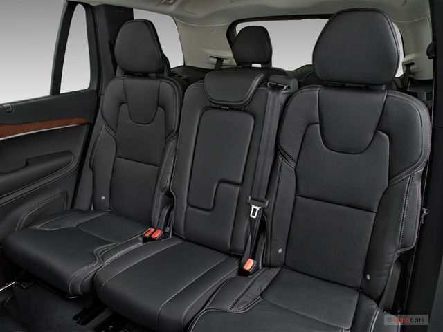 59 Gallery of Volvo Xc90 2019 Interior Prices with Volvo Xc90 2019 Interior