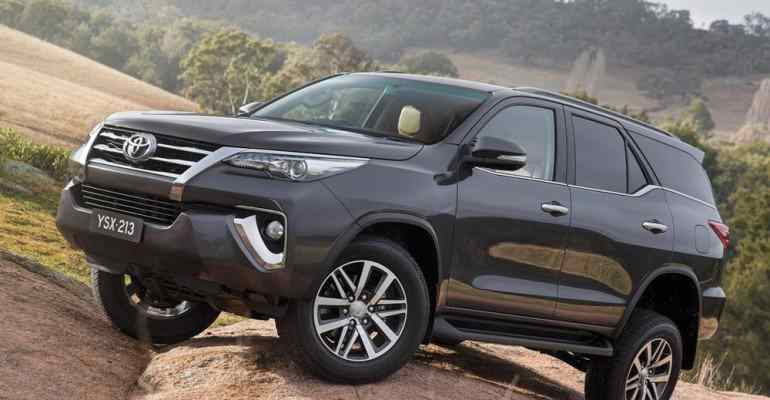 59 Great Fortuner Toyota 2019 Pictures for Fortuner Toyota 2019