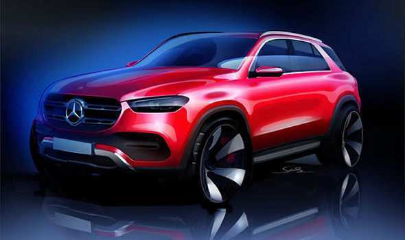 59 Great Mercedes 2019 Gle Engine Exterior for Mercedes 2019 Gle Engine