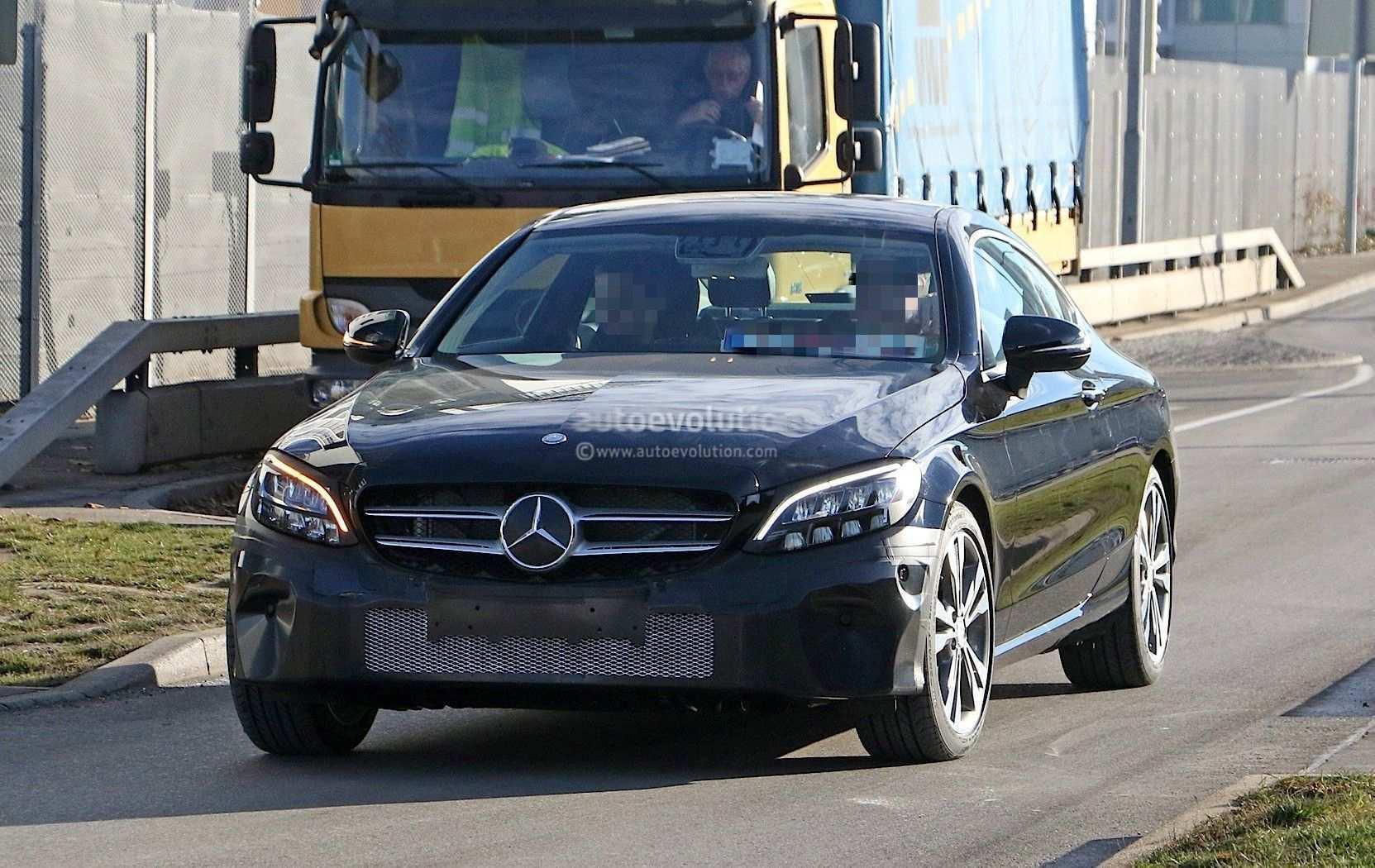 59 Great Mercedes Benz C Class Facelift 2019 Picture with Mercedes Benz C Class Facelift 2019