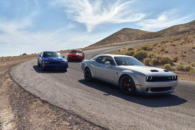 59 Great New Dodge 2019 Challenger Hellcat Exterior Research New by New Dodge 2019 Challenger Hellcat Exterior