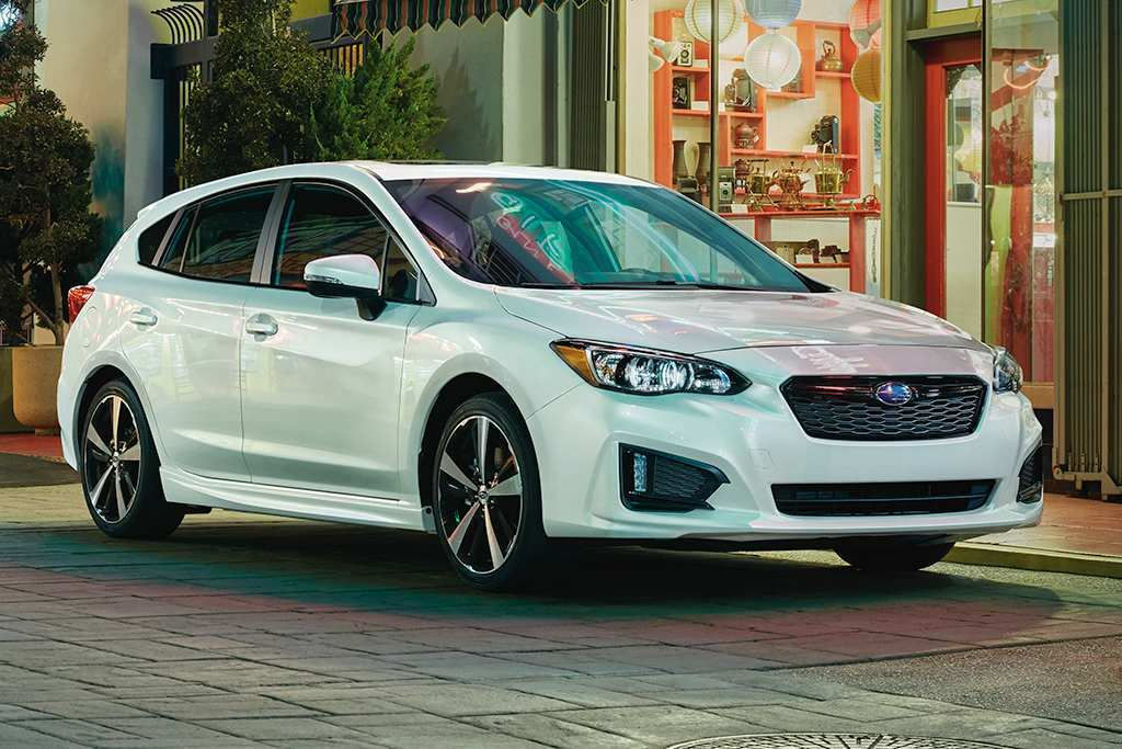59 Great New Subaru 2019 Hatchback Specs First Drive for New Subaru 2019 Hatchback Specs