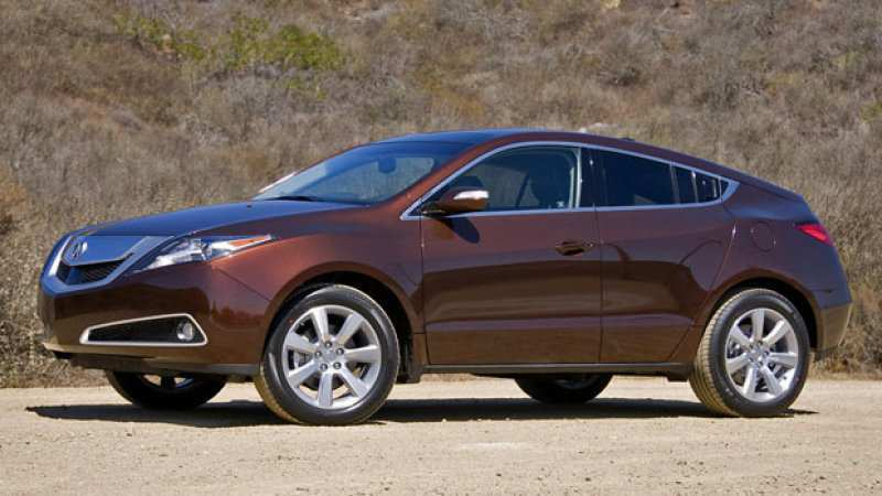 59 Great The Acura Zdx 2019 Price First Drive Performance and New Engine with The Acura Zdx 2019 Price First Drive