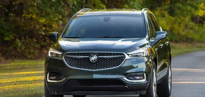 59 Great The How Much Is A 2019 Buick Enclave Engine Redesign and Concept by The How Much Is A 2019 Buick Enclave Engine