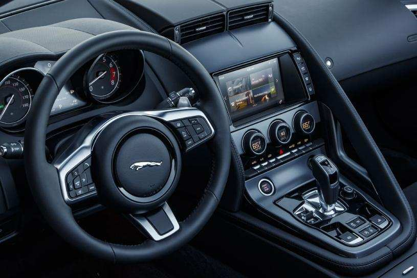 59 New 2019 Jaguar F Type Interior Spy Shoot with 2019 Jaguar F Type Interior