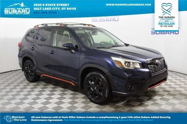 59 New 2019 Subaru Forester Sport 2 New Review with 2019 Subaru Forester Sport 2