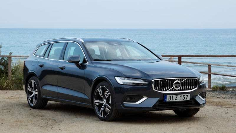 59 New Volvo V60 2019 Performance and New Engine with Volvo V60 2019