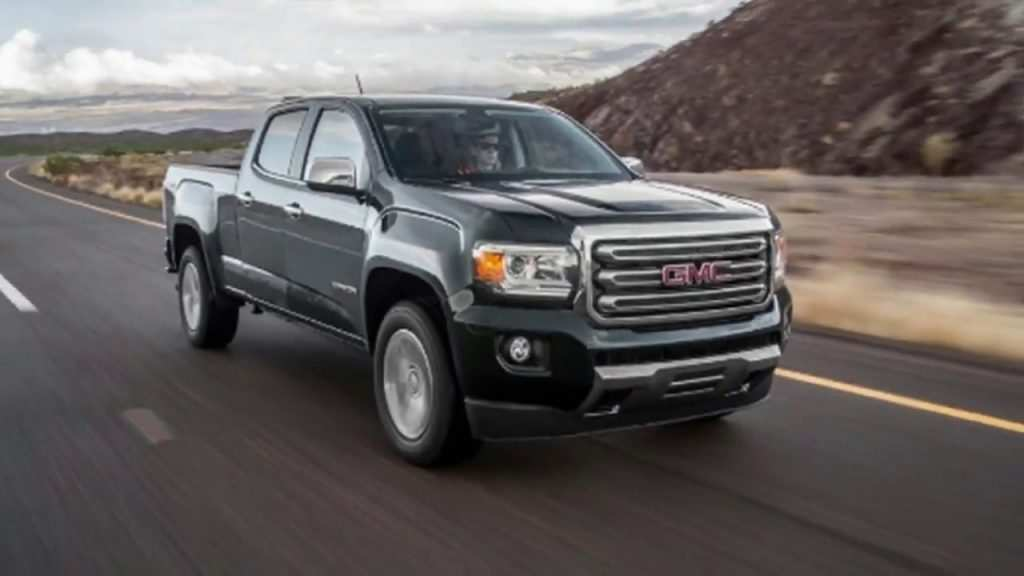 59 The 2019 Gmc Canyon Forum Concept Redesign And Review Price and Review for 2019 Gmc Canyon Forum Concept Redesign And Review