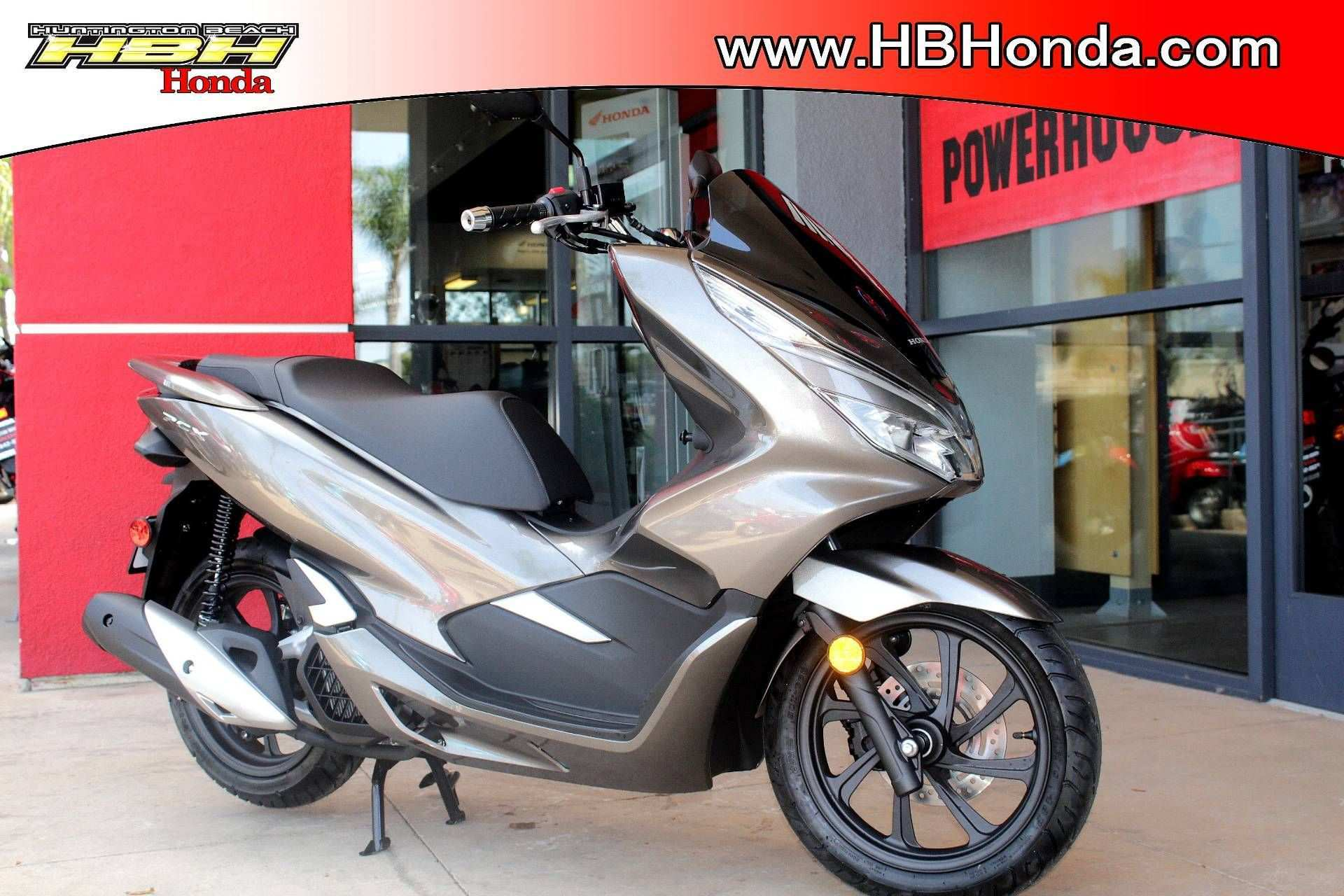 59 The New 2019 Honda Pcx150 Redesign Configurations for New 2019 Honda Pcx150 Redesign