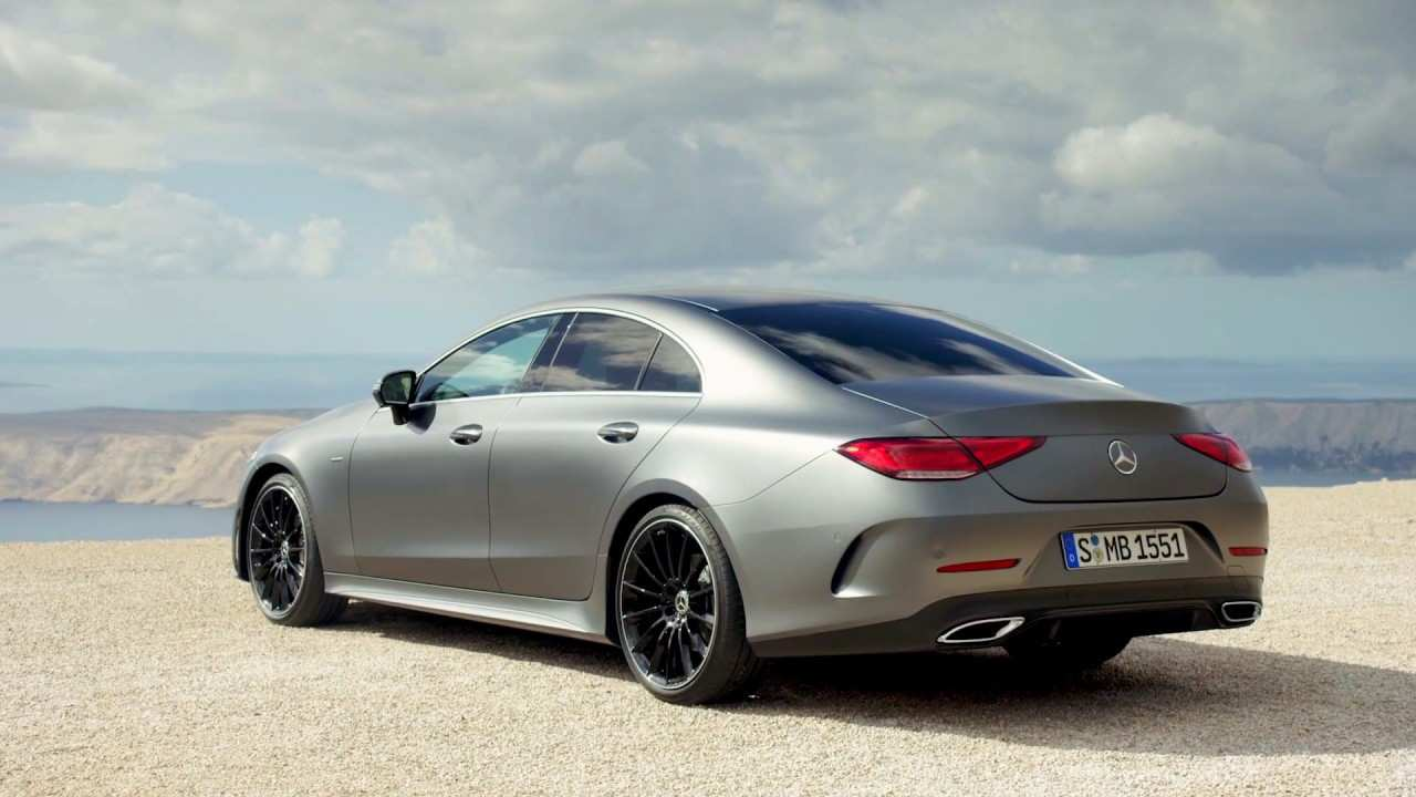 60 All New New Mercedes Cls 2019 Youtube Interior Rumors for New Mercedes Cls 2019 Youtube Interior