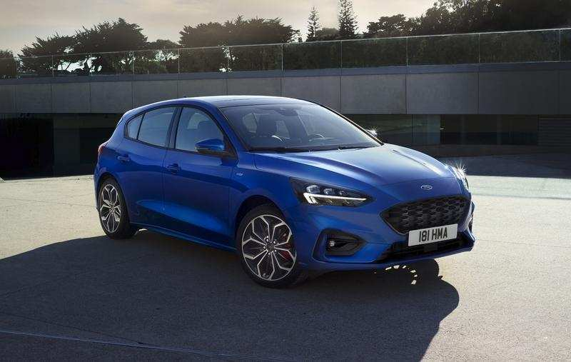 60 All New The 2019 Ford Focus New Zealand Release Spy Shoot with The 2019 Ford Focus New Zealand Release