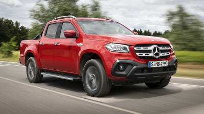 60 Best Review New 2019 Mercedes Ute Review And Specs Picture by New 2019 Mercedes Ute Review And Specs