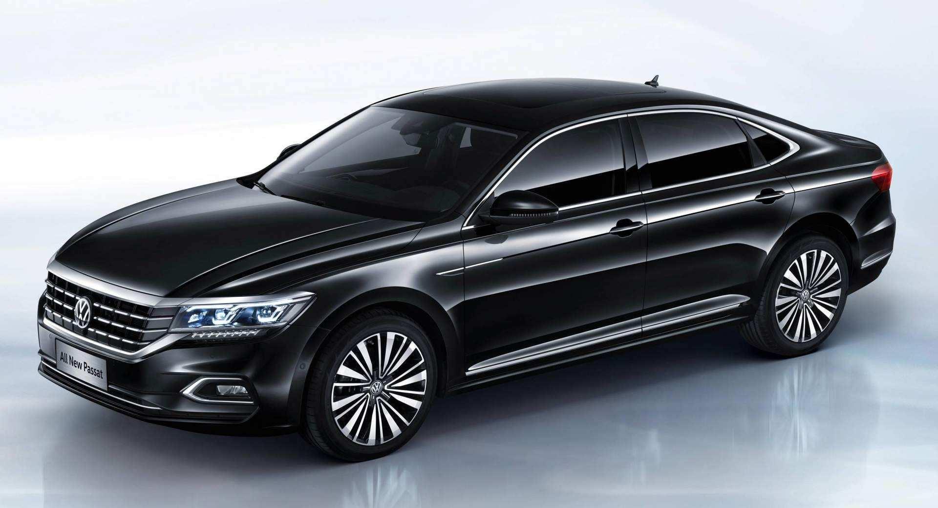 60 Best Review New Volkswagen 2019 Passat Concept Exterior and Interior with New Volkswagen 2019 Passat Concept