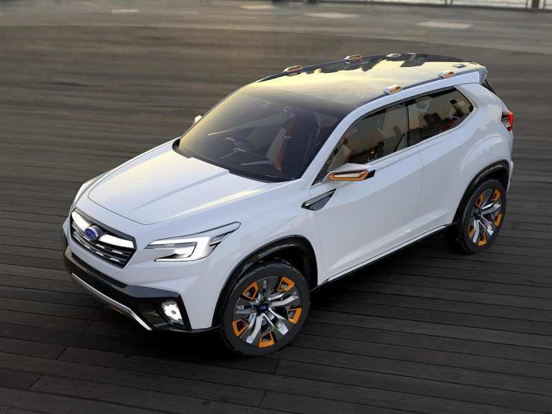 60 Best Review Subaru 2019 Interior Redesign Review by Subaru 2019 Interior Redesign
