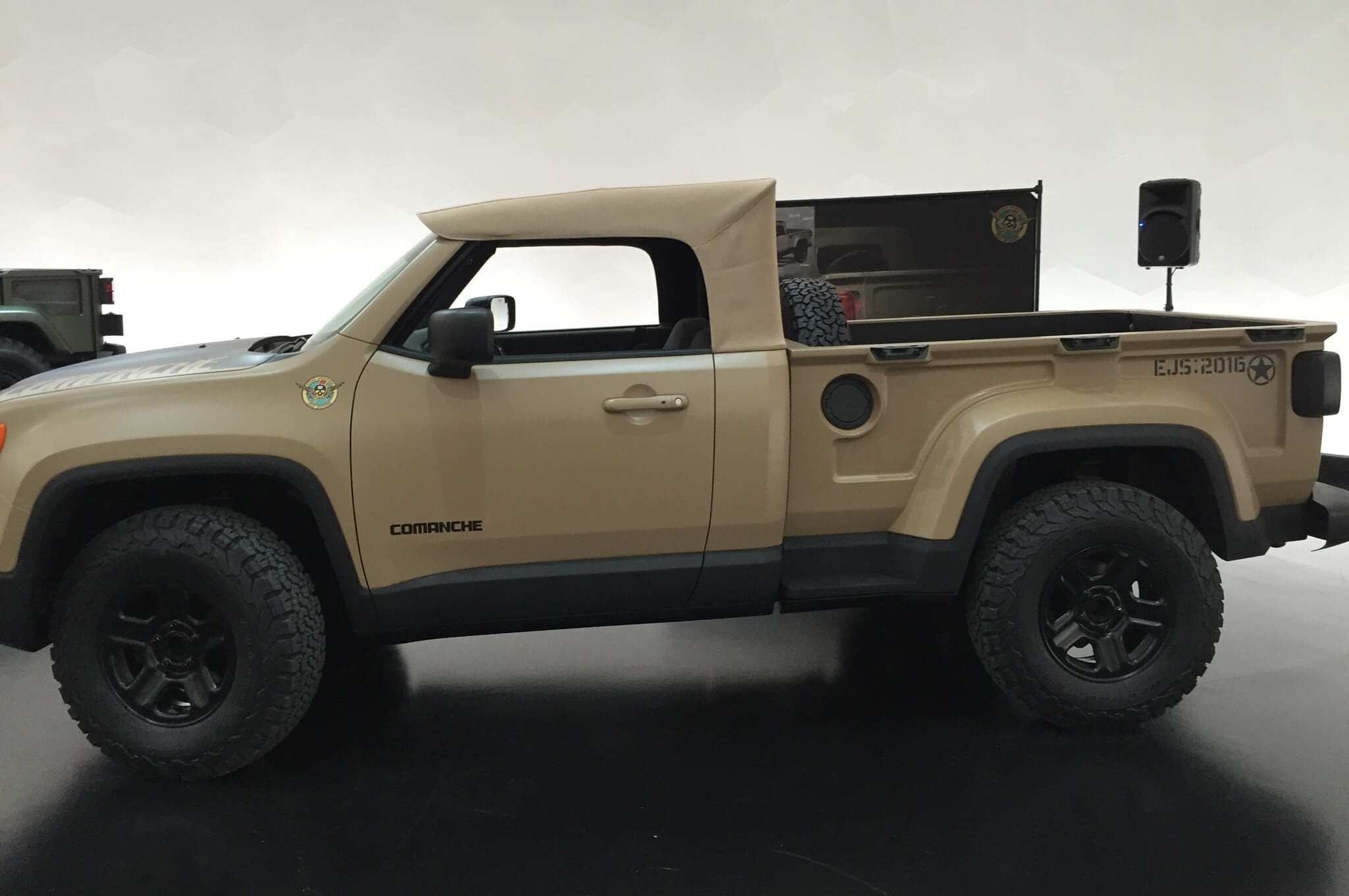60 Best Review The Comanche Jeep 2019 Release Prices for The Comanche Jeep 2019 Release