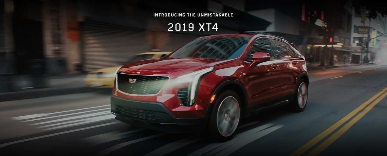 60 Concept of Cadillac 2019 Xt4 Price New Engine History with Cadillac 2019 Xt4 Price New Engine