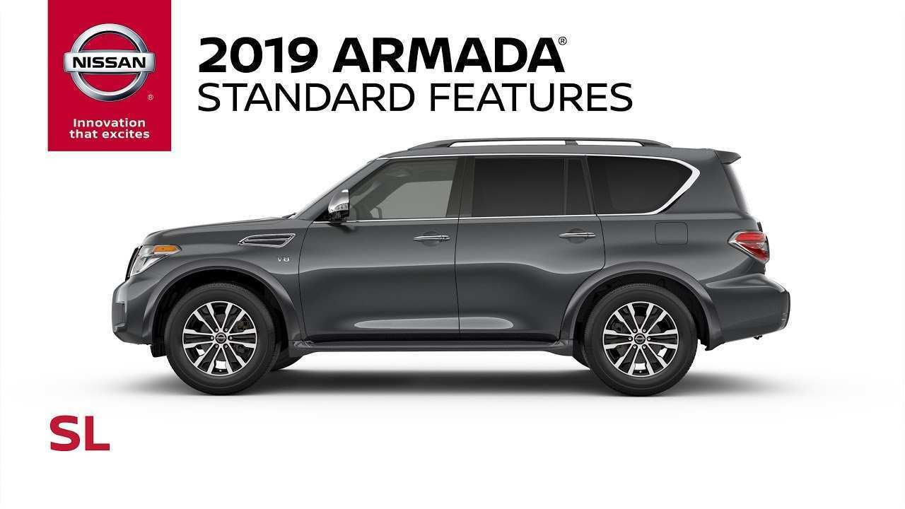 60 Concept of Nissan Armada 2019 Overview Wallpaper with Nissan Armada 2019 Overview