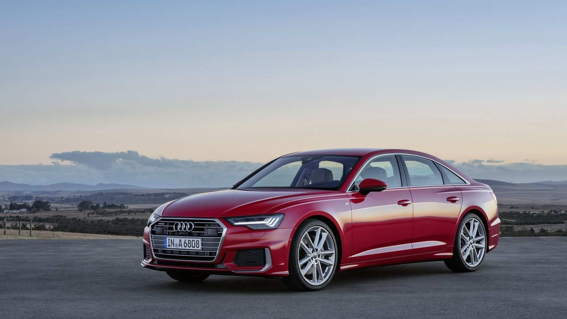 60 Concept of Review Audi 2019 A6 New Interior New Review by Review Audi 2019 A6 New Interior