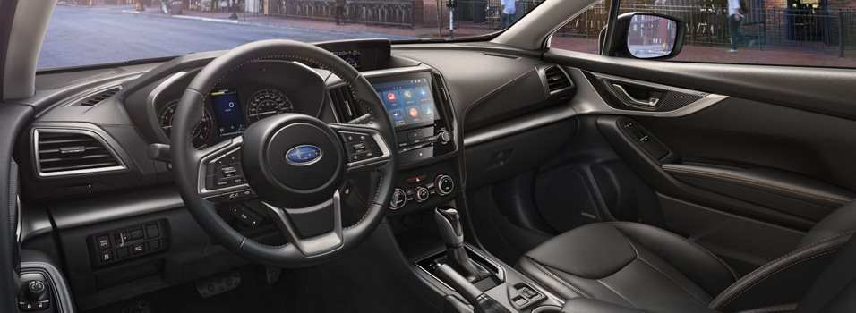 60 Concept of Subaru 2019 Interior Redesign Engine by Subaru 2019 Interior Redesign