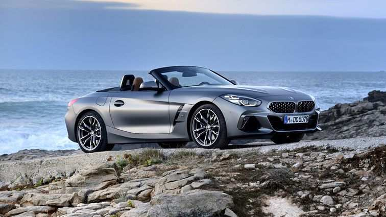 60 Concept of The Bmw Z4 2019 Engine First Drive Rumors by The Bmw Z4 2019 Engine First Drive