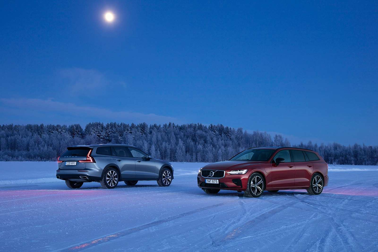 60 Concept of Volvo 2019 Station Wagon Release Date Spy Shoot with Volvo 2019 Station Wagon Release Date
