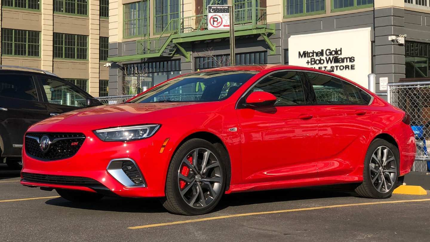 60 Gallery of 2019 Buick Regal Sportback Gs Release Date Overview by 2019 Buick Regal Sportback Gs Release Date