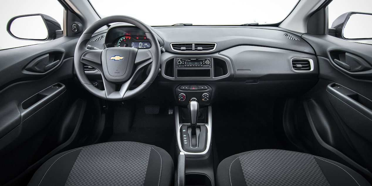 60 Gallery of Chevrolet Onix 2019 Interior Release with Chevrolet Onix 2019 Interior