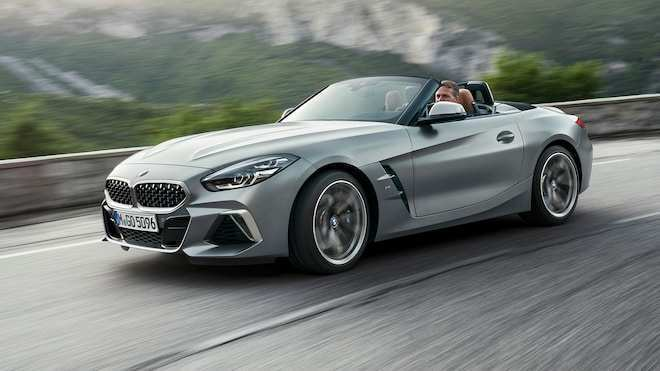 60 Gallery of The Bmw Z4 2019 Engine First Drive First Drive by The Bmw Z4 2019 Engine First Drive