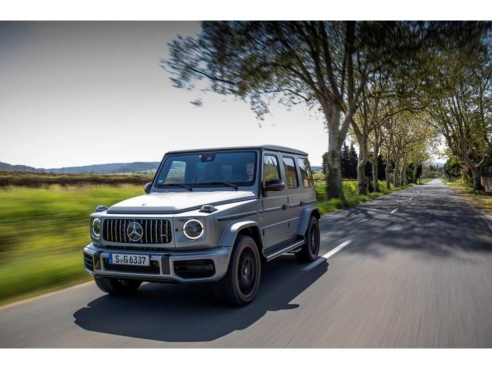 60 Gallery of The Mercedes G 2019 Review Interior Rumors for The Mercedes G 2019 Review Interior