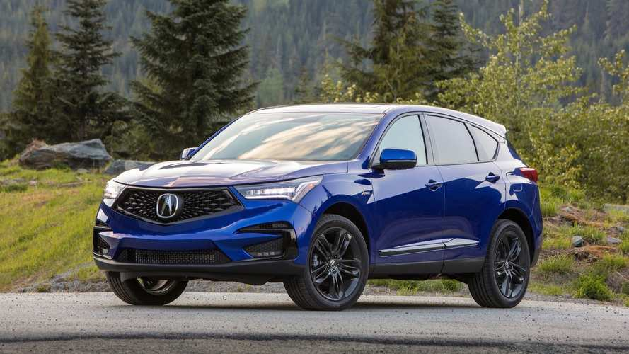 60 Great Acura 2019 Crossover First Drive History for Acura 2019 Crossover First Drive