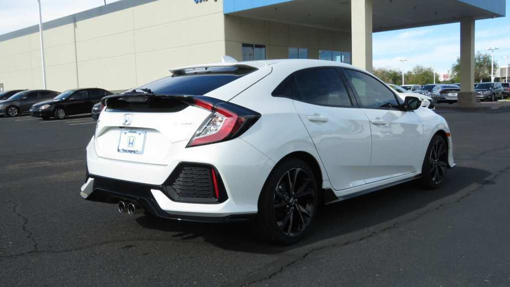 60 Great New 2019 Honda Civic Hatchback Specs And Review Specs and Review with New 2019 Honda Civic Hatchback Specs And Review