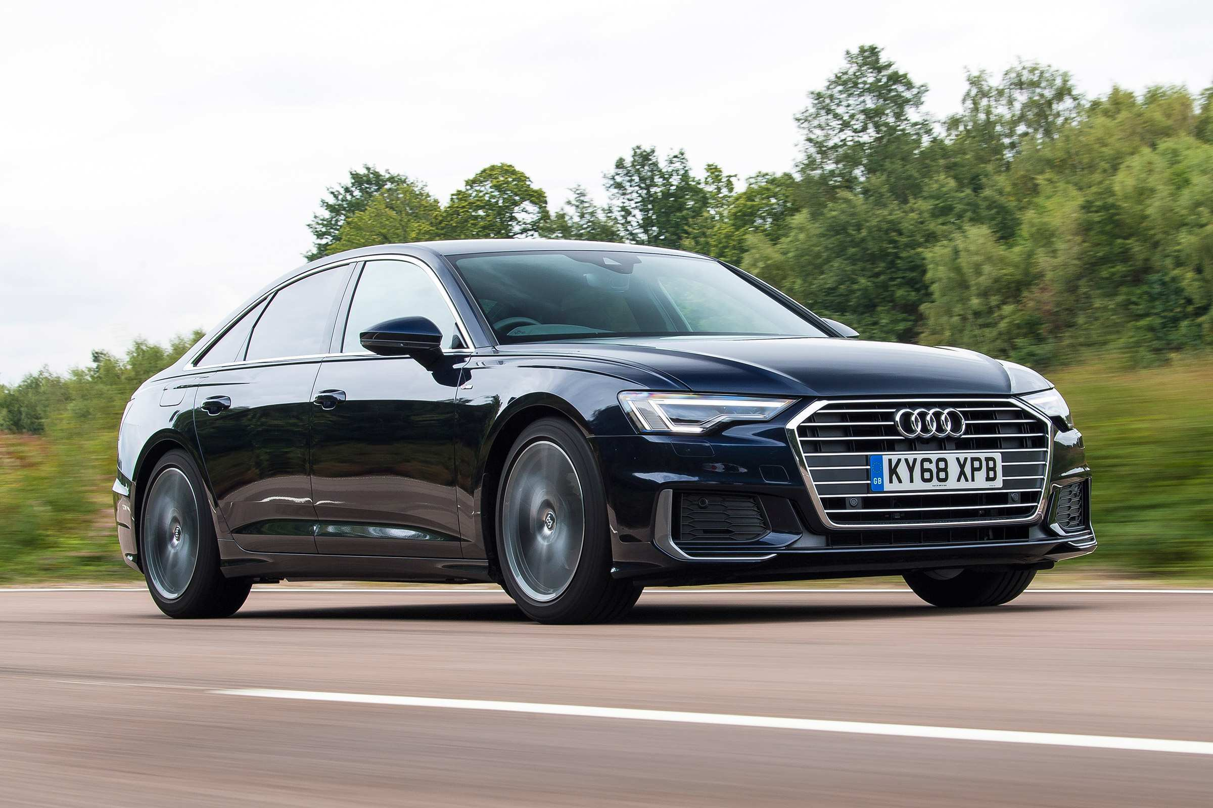60 Great New Audi New A6 2019 Performance Speed Test with New Audi New A6 2019 Performance