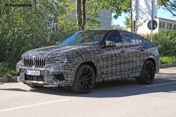 60 Great The Bmw New Suv 2019 Spy Shoot Configurations by The Bmw New Suv 2019 Spy Shoot