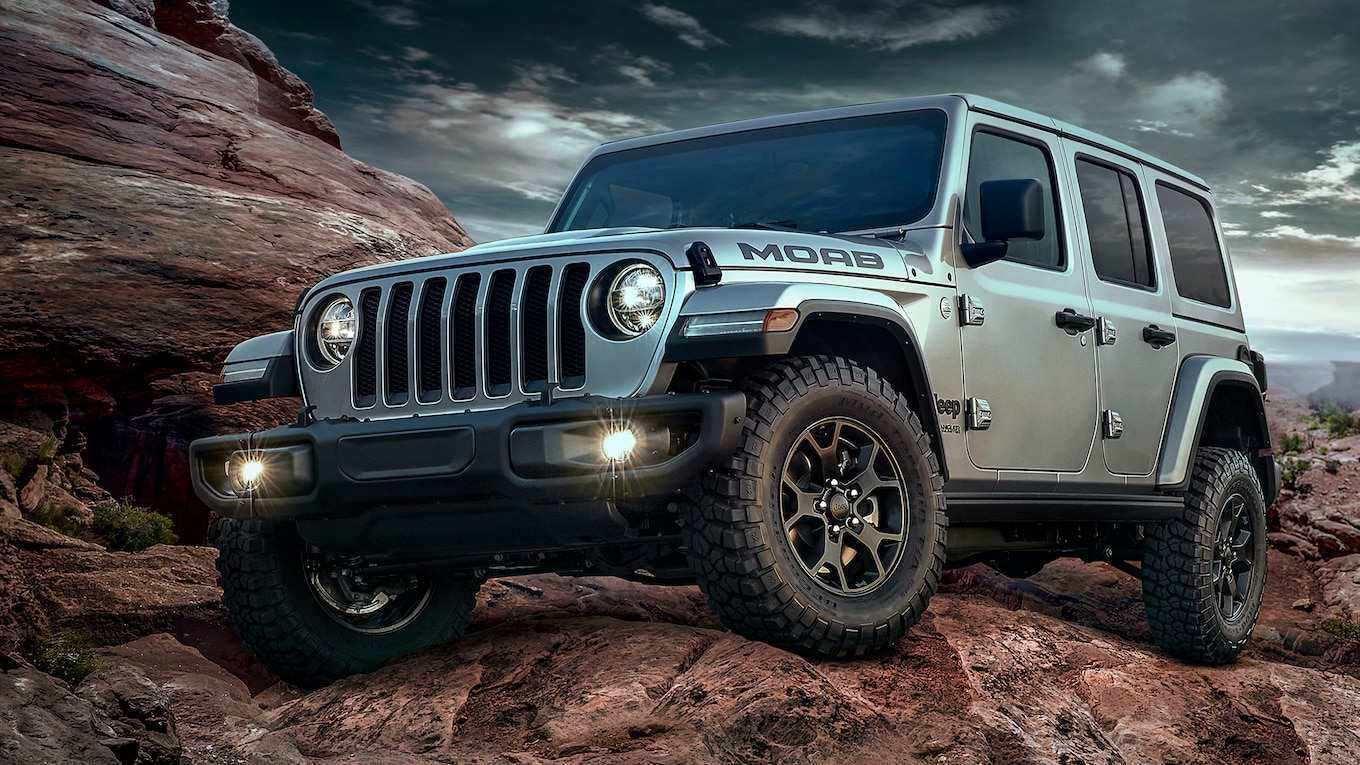 60 Great The Jeep Moab Edition 2019 Review And Release Date Interior for The Jeep Moab Edition 2019 Review And Release Date