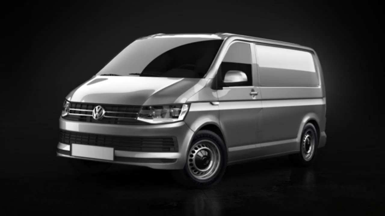 60 Great Vw Van 2019 Spesification by Vw Van 2019