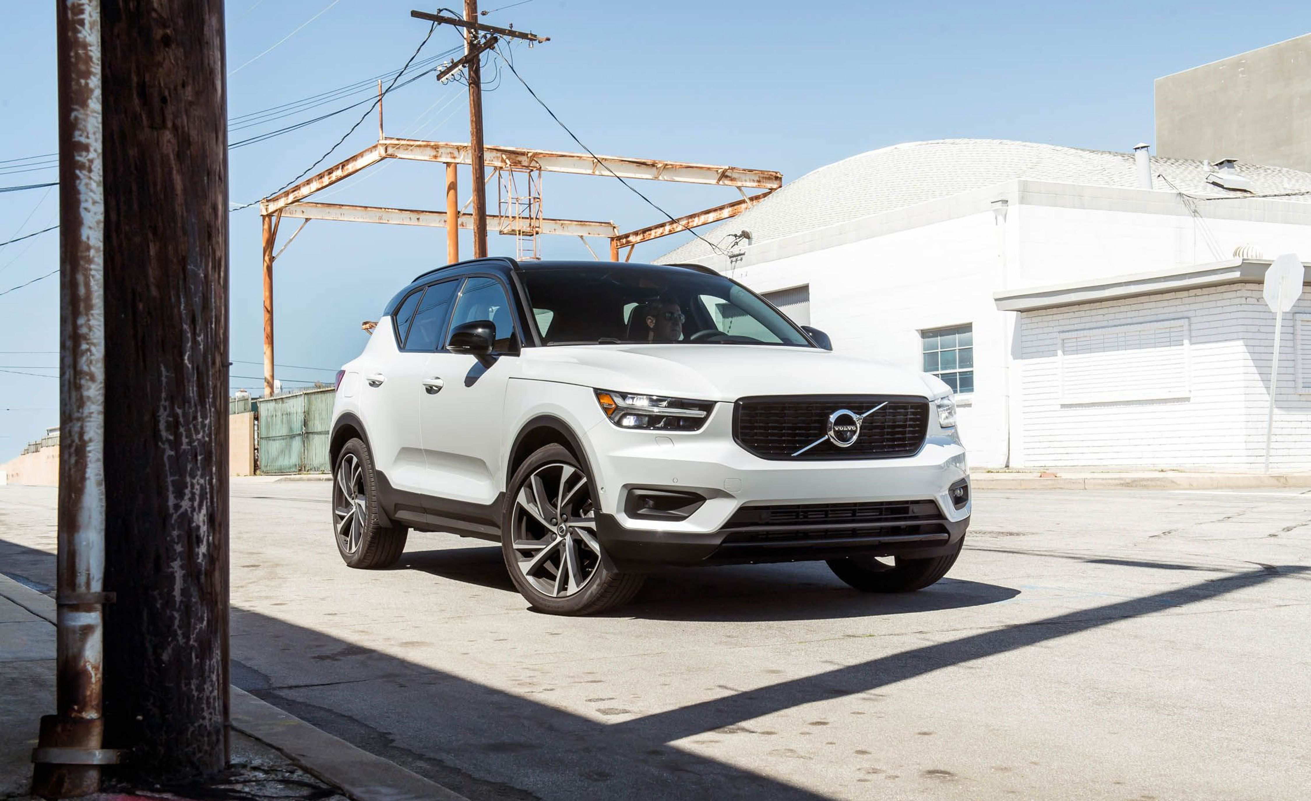 60 New New Volvo Xc40 2019 Release Concept for New Volvo Xc40 2019 Release