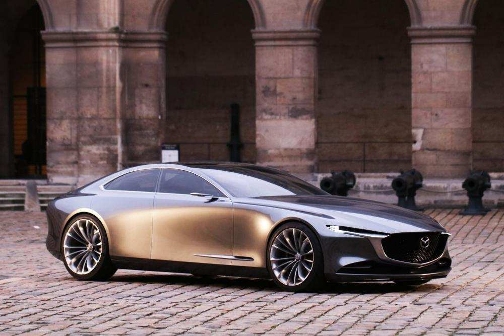 60 New The 2019 Mazda Vision Coupe Price Concept Spesification by The 2019 Mazda Vision Coupe Price Concept