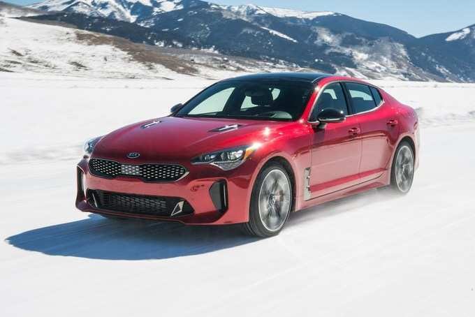60 The Best Kia Stinger 2019 Zmiany Redesign And Price Research New with Best Kia Stinger 2019 Zmiany Redesign And Price